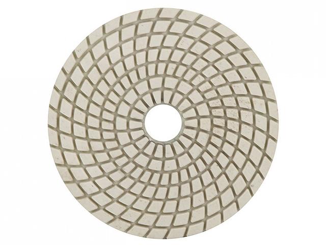"""Алмазный гибкий шлифкруг """"Черепашка"""" 100 № 50 (мокрая шл.) (TRIO-DIAMOND)"""