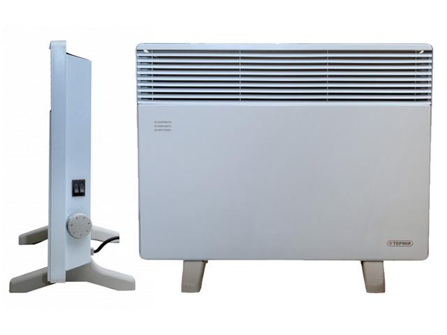 Конвектор электрический Термия ЭВНА-1,5/230С2(cш) 1,5 кВт (без ножек, ножки или колеса покупаются отдельно) (ТЕРМИЯ)