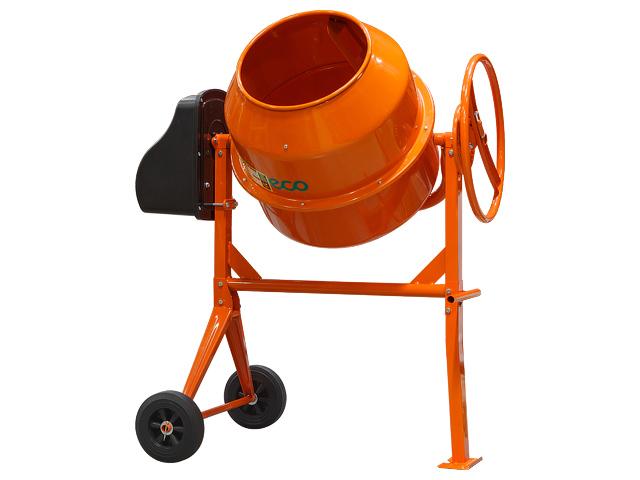 Бетоносмеситель ECO CM-152 (объем 150/110 л, 750 Вт, 230 В, вес 45 кг)